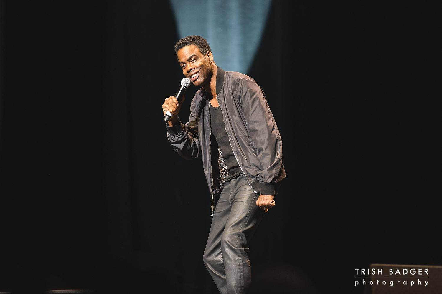 Chris Rock - Trish Badger photography